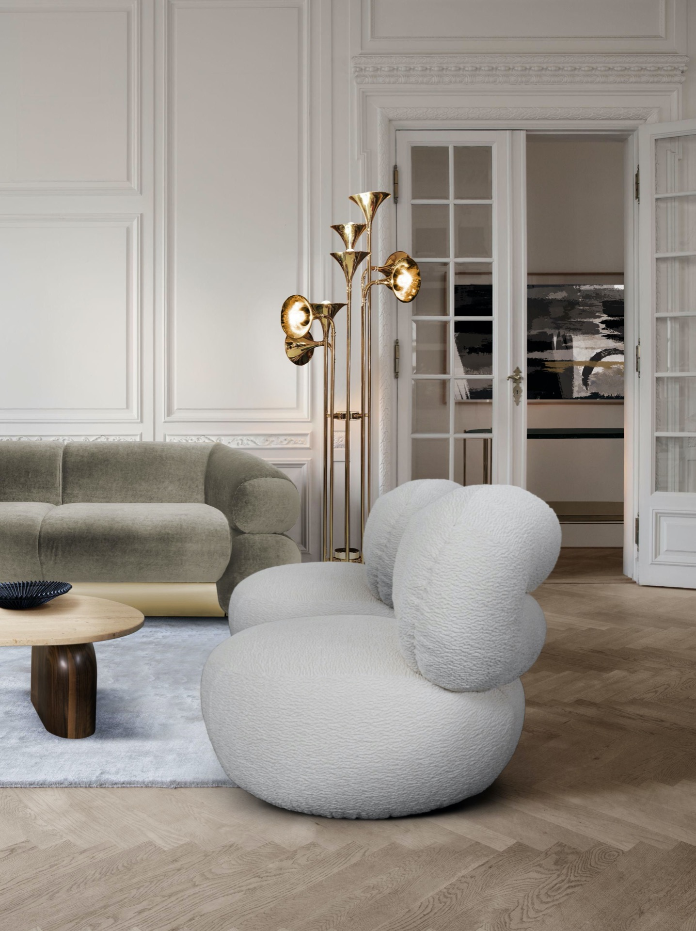 liven up your lighting décor