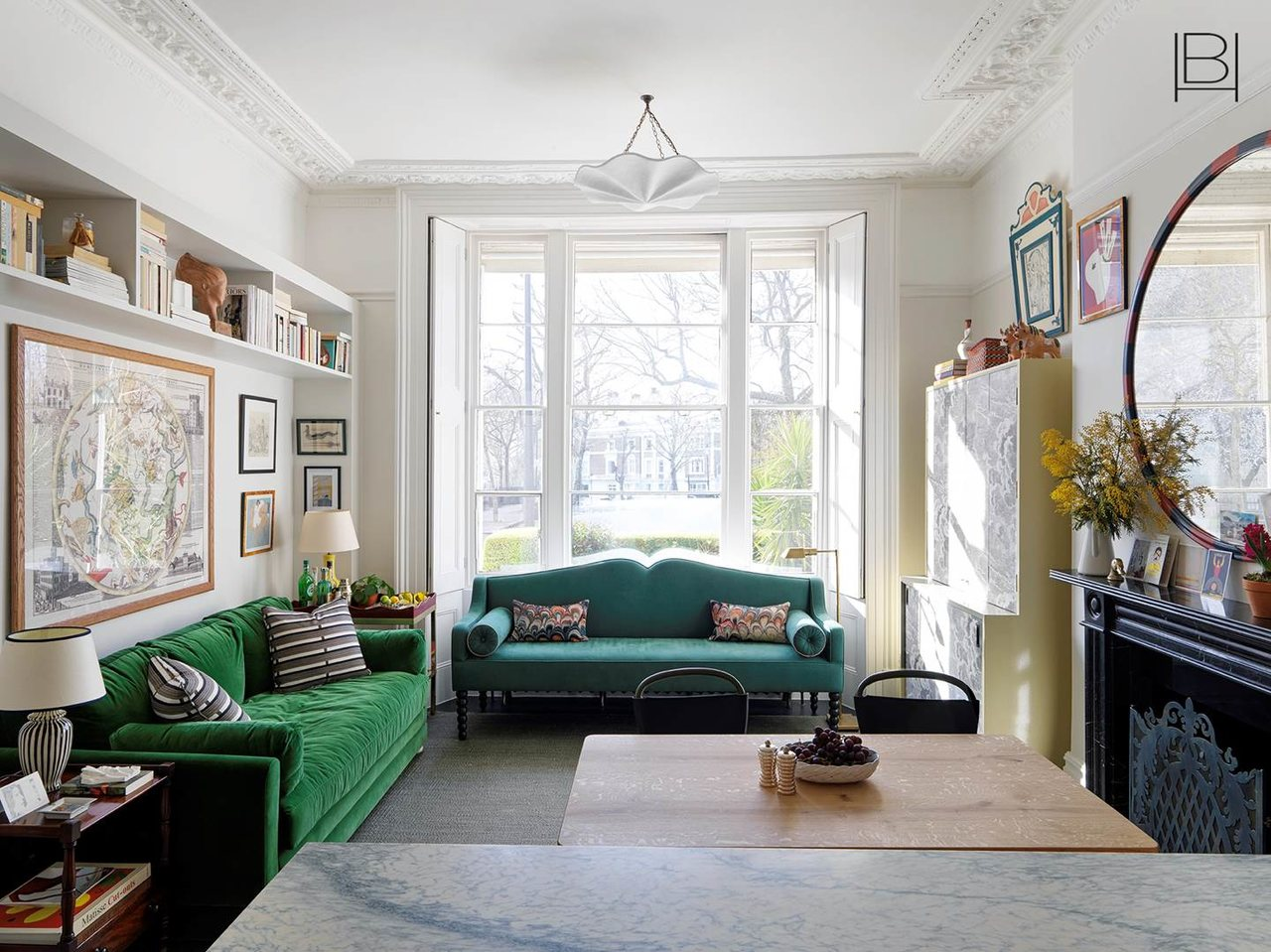 Discover These Inspiring Interior Design Projects by Beata Heuman
