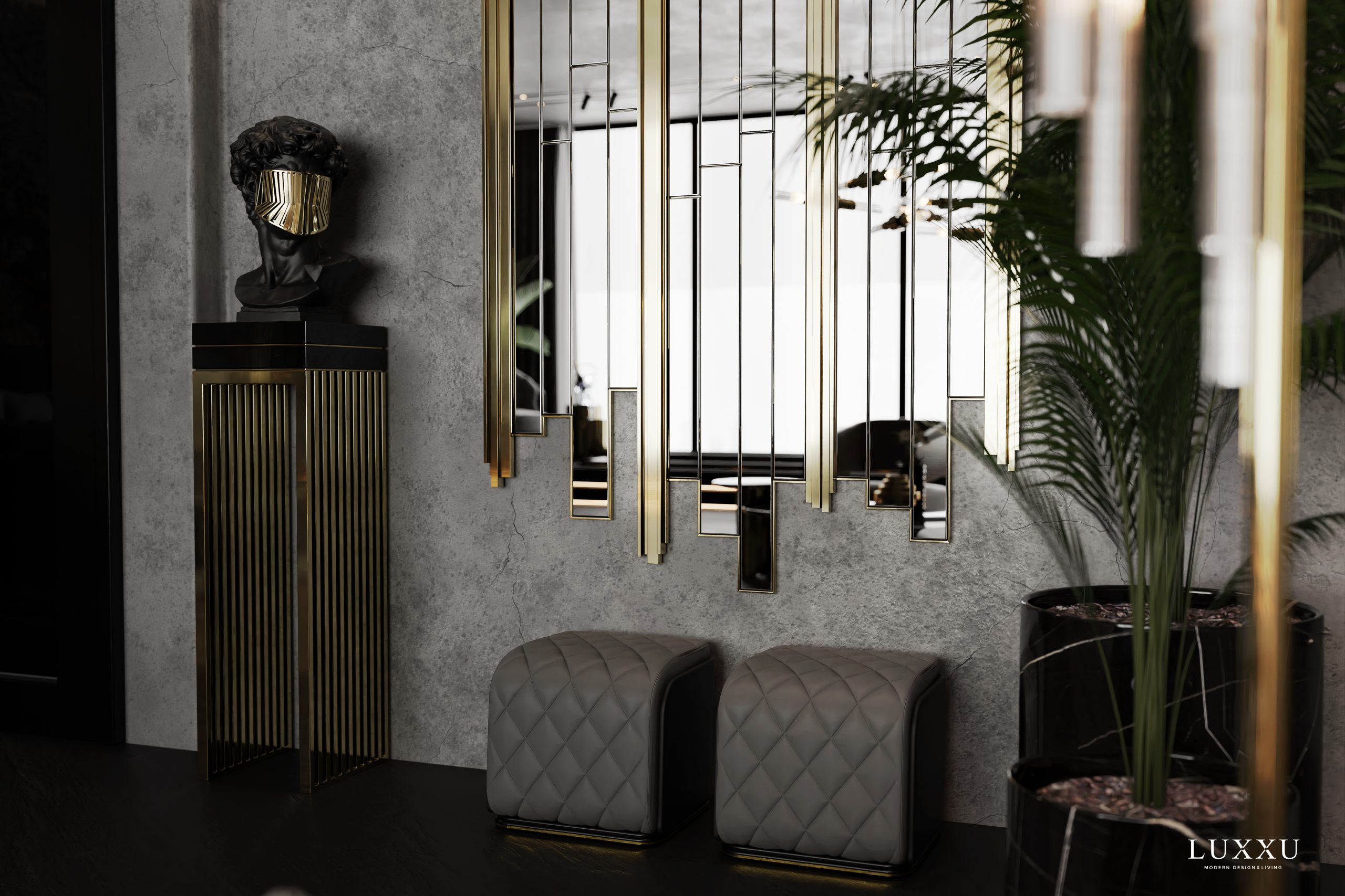 Be Dazzling by Luxxu's Inspirations For Interior Design