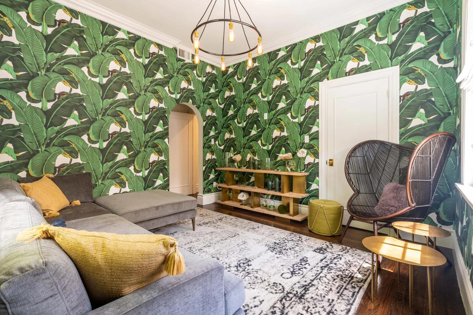 Design MEETings with Laetitia Laurent, bedroom green, sofa