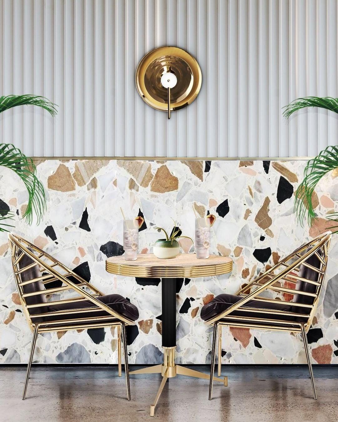 striking luxurious chair