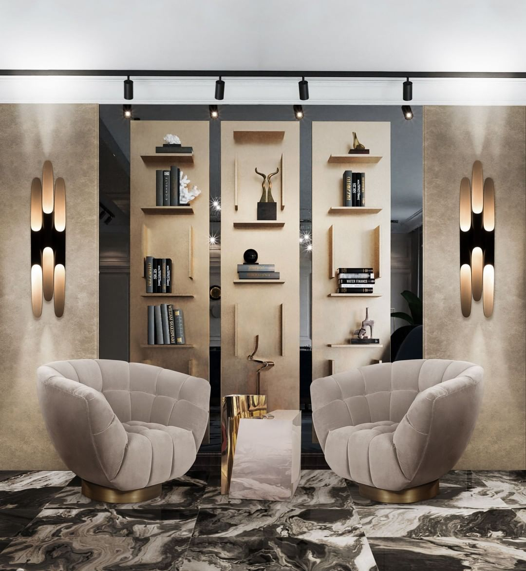 living room ambiences, luxury designs