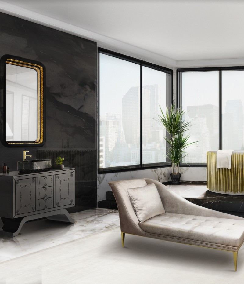 luxurious and modern ambiance