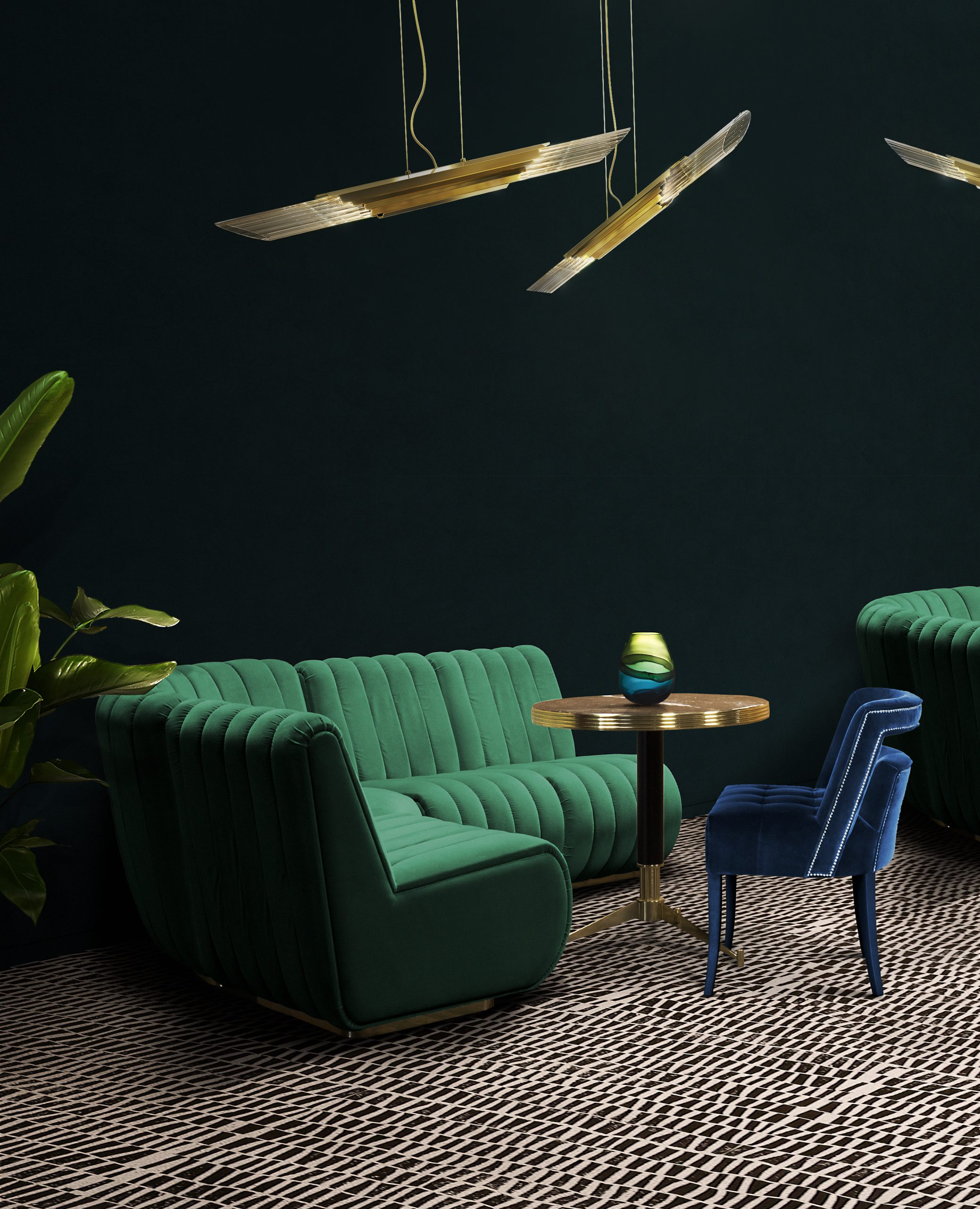 Time For A Change - Diversify Your Suspension Lighting Luxuriously