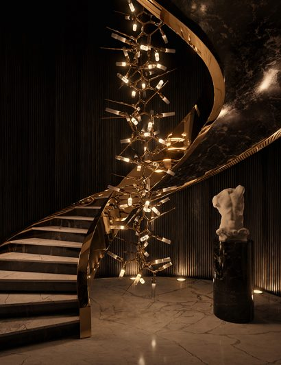 Modern and Contemporary Statement Chandeliers