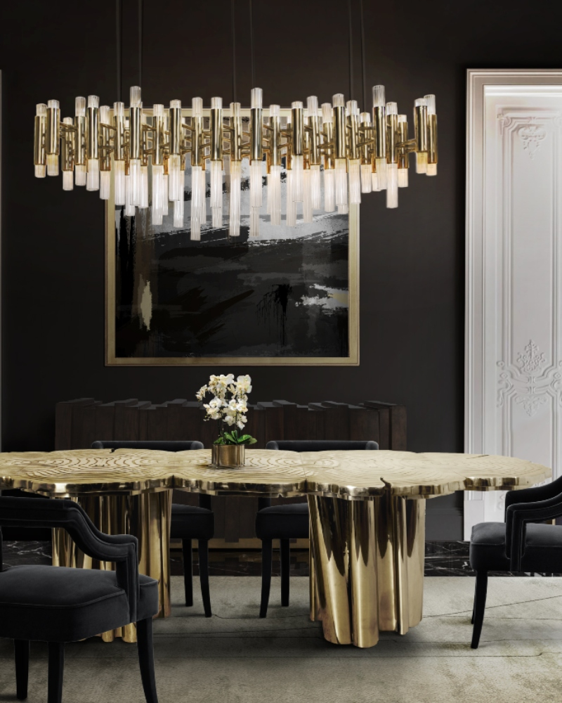 traditional dining room style