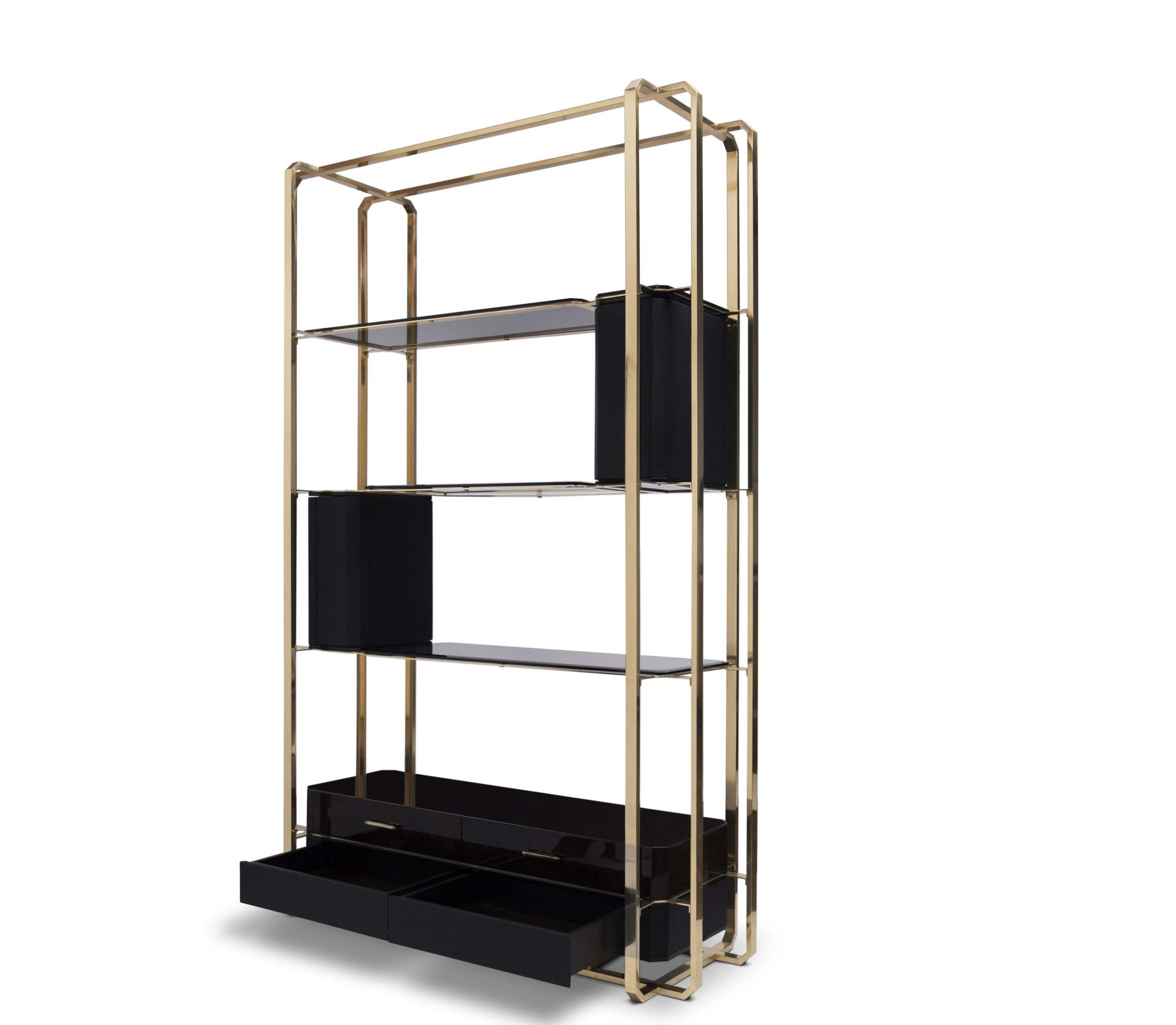 Home Office Design - Enrich Your Workspace With Luxxu´s Sophisticated Bookcases