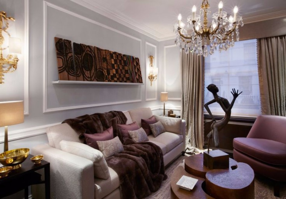10 Living Rooms Filled With Exquisiteness By Fiona Barratt