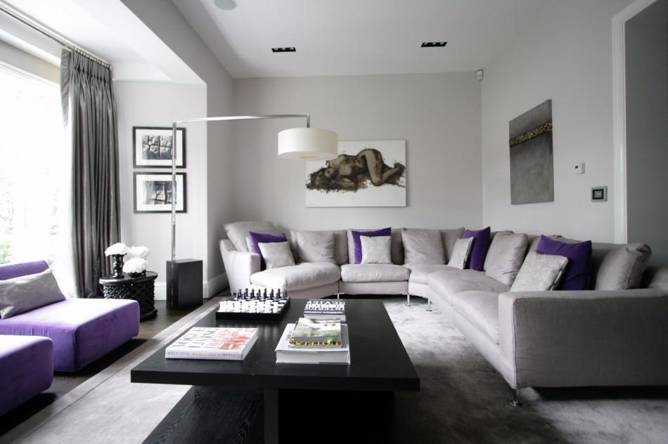 Dazzling Living Room Ideas By Fiona Barratt