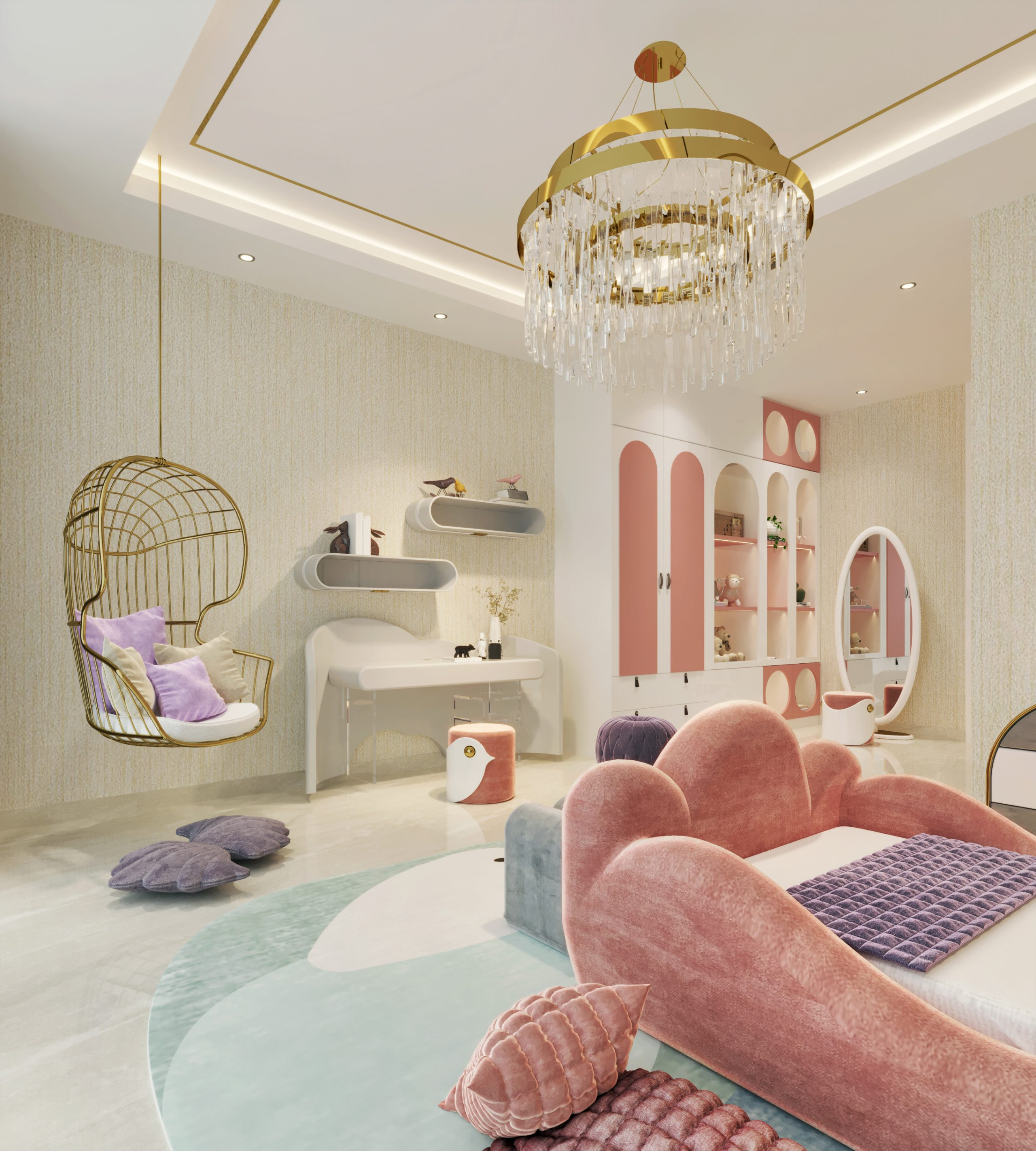 contemplate some exquisite inspirations for kids bedroom