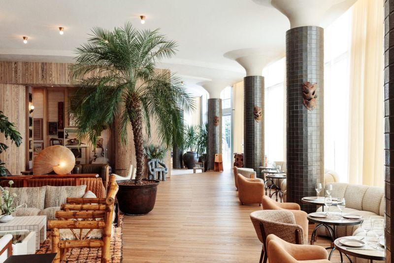 Santa Monica Proper - A Luxurious Hotel Design by Kelly Wearstler
