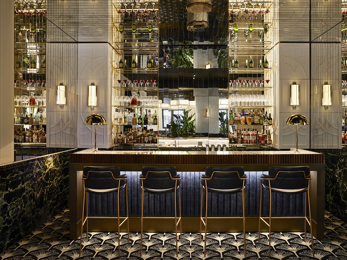 Beefbar Paris - A Masterpiece Design Project By Humbert & Poyet